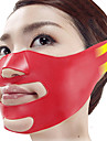 Silikon v ansikts slankare kinnlyft tunn massage mask ansikts slankare kontur shaper anti sag bälte