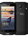 AGM AGM A1Q 5.0 pouce Smartphone 4G (4GB + 64GB 13 MP Quad Core 4050)