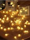 Plastic PCB+LED Sârmă de cupru Decoratiuni nunta-1 Bucată Nuntă Petrecere Ocazie specială Zi de Naștere Party/Seara Logodnă