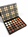35 Lidschattenpalette Trocken Matt Schimmer Mineral Lidschatten-Palette Mini Alltag Make-up Party Make-up Feen Makeup Smokey Makeup