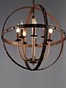 Lumini pandantiv ,  Vintage Vopsire Caracteristică for Stil Minimalist Metal Sufragerie Cameră de studiu/Birou Cameră de Jocuri Garaj