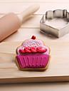 1 Moule de Cuisson Bebe qui dort Pour Gateau For Chocolate Pour pain Pour Cookie Pour Sandwich Acier InoxydableLa Saint Valentin Action