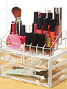 Makeup-låda Annat Sminkförvaring Kvadrat