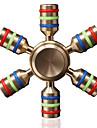 Spinner antistres mână Spinner Jucarii Jucarii Ceramică Alamă EDCStres și anxietate relief Birouri pentru birou Ameliorează ADD, ADHD,