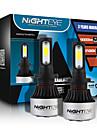 nighteye 72W 12v h7 torchis conduit phare de voiture kit voiture pour phare lampes frontales h7 auto remplacement des ampoules au xenon