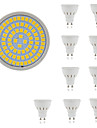 5W Spot LED MR16 80 SMD 2835 400 lm Blanc Chaud Blanc Froid Decorative AC 100-240 V 10 pieces
