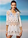 Femei De Acoperit Femei Cu Susținere Solid Sutiene Fără Burete Polyester / Spandex