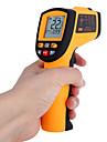 Sans contact Thermomètre laser IR de -50 à 700 ℃ w alarme MAX MIN AVG DIF