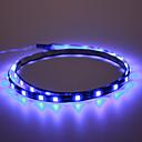 auto dekorativne svjetla 5050-90cm (plava)