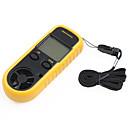 """smart-senzor 1.5 """"LCD Digitalni vjetar brzine anemoskop + Hladan vjetar termometar"""