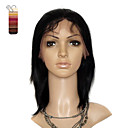 Full Lace Short Yaki Straight 100% India Reme Hair Wig Multiple Colors To Choose