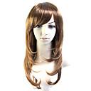 Capless Long 100% Heat Friendly Fiber Natural Hair Wig