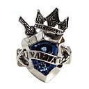 Jewelry Inspirirana Reborn! Xanxus Varia Anime Cosplay Pribor prsten Plava Alloy / Artificial Gemstones Male
