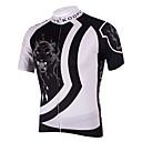 KOOPLUS® Biciklistička majica Muškarci Kratki rukav Bicikl Prozračnost / Quick dry Biciklistička majica / MajicePolyester / 100%