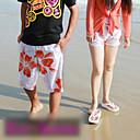 Sommer Laterne Paar Hosen eingestellt