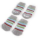Psi Cipele i čizme / Čarape Sive boje Proljeće/Jesen PamukPas Cipele