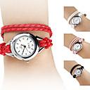 ženske pu analogni kvarcni sat narukvicu (ponekog boja)