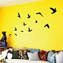 ウォールアートウォールステッカーを飛ぶ鳥