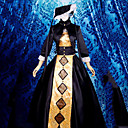 mraku Gazdarica je gostionica 3/4-length rukava do poda, gothic lolita haljina