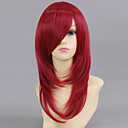 Cosplay Wigs Cosplay Esther Blanchett Crvena Medium Anime Cosplay Wigs 50 CM Otporna na toplinu vlakna Female