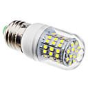 E27 3.5W 3528SMD 320LM 6500K přirozené bílé světlo LED Corn žárovka (110/220V)