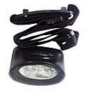 Portable 5 LED Headlamp 3 x AAA (Black)