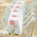 12 Kusů v sadě Favor Holder Lepenkový papír Krabice na výslužky Nepřizpůsobeno