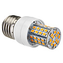 E27 5W 60x2385SMD 450-500LM 2700-3500K Warm White LED žarulja Corn (220-240V)