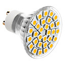 GU10 5W 30x5050SMD 300-360LM 3000-3500K Warm White Light Bulb LED Spot (85-265V)