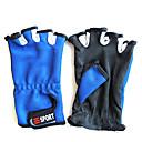 Random Color Krátkodobé Finger Rybaření Anti-Slip rukavice