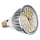 5W E14 LEDスポットライト MR16 36 SMD 2835 360 lm 温白色 AC 100-240 V