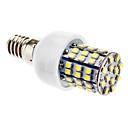 4W E14 LED klipaste žarulje T 60 SMD 3528 270 lm Prirodno bijelo AC 220-240 V