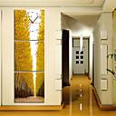 """12 """"-24"""" umělecké stromy scénický nástěnné hodiny v plátěných 3ks"""
