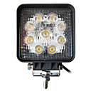 27W 9 LED Trg Rad Light