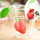 Krásné Strawberry Makers Silikonové čaj