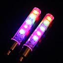 自転車用ライト / ホイールライト / パルブキャップフラッシングライト LED サイクリング ルーメン バッテリー サイクリング-照明