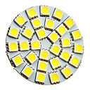 5W G4 LEDスポットライト 30 SMD 5050 160-180 lm クールホワイト AC 12 V