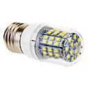 3W E26/E27 LED klipaste žarulje T 60 SMD 3528 360 lm Hladno bijelo AC 220-240 V