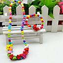 Šperky Set Akrylát Flower Shape Slunečnice Duhová Barva obrazovky Párty 1Nastavte 1 x náhrdelník 1 x náramek Svatební dary