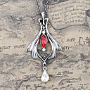Šperky Gothic Lolita Náhrdelník Lolita Červená / Stříbrná Lolita Příslušenství Náhrdelník Patchwork Pro Muži / DámskéSlitina / Umělé