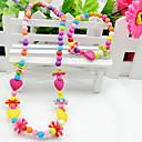 Šperky 1 x náhrdelník / 1 x náramek Párty Akrylát 1Nastavte Dívky Viz fotografie Svatební dary