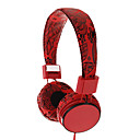 EP058 cvjetnim uzorkom Sklopivi On-Ear slušalice s mikrofonom