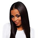 """20 """"Královna Hair Products Glueless Brazilský Remy lidské vlasy krajka Přední paruka"""