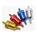 1 PCS CNC ATVエンジン部品アルミ燃料はダートピットポケットバイクモトクロスオイルフィルター用のフィルター