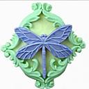 U obliku leptira Pecite Plijesan, W6.8cm x L6.5cm x H2.8cm