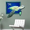 3Dウミガメウォールステッカー壁飾り