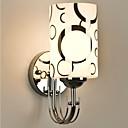 mini style zidne sconces, moderne / suvremene E26 / E27 stakla zidne svjetiljke