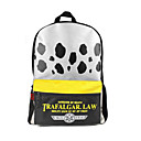 Bag Inspirirana One Piece Trafalgar Law Anime Cosplay Pribor Bag / ruksak Bijela / Crna / Žuta Nylon / PVC Male / Female