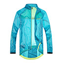 SANTIC® Biciklistička jakna Muškarci Dugi rukav BiciklVodootpornost / Prozračnost / Quick dry / Vjetronepropusnost / Podesan za nošenje /