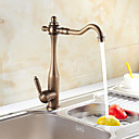 Sprinkle®キッチン用水栓  ,  過渡的  with  アンティークブロンズ シングルレバー 一つ  ,  特徴  for センターセットタイプ
